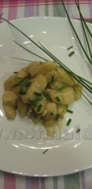 Pollo senape e miele