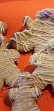 Mummie di pan di zenzero