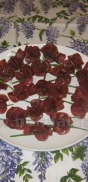 Fagottini con bresaola