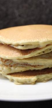 Quinoa Pancakes - senza glutine