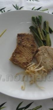 Filetto di pesce alla Thailandese