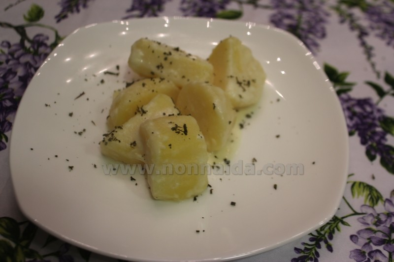 Patate al latte gustose