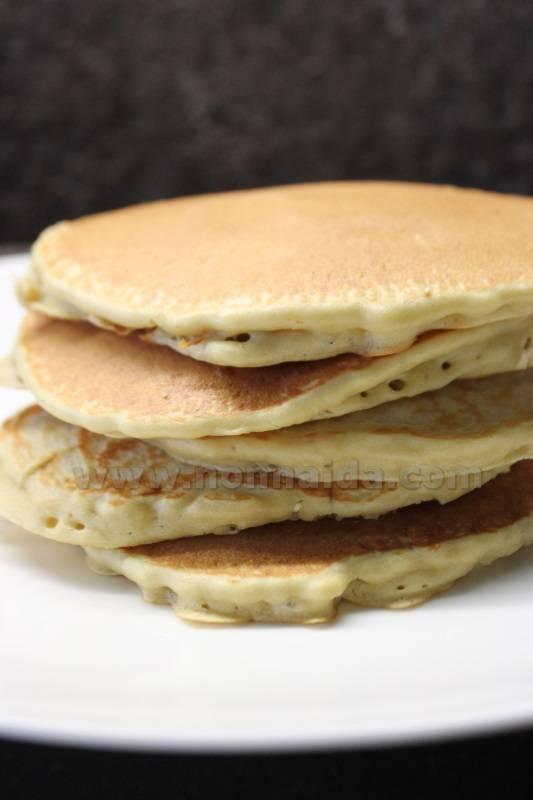 Ricetta Pancake Alla Quinoa.Le Ricette Di Nonna Ida Quinoa Pancakes Senza Glutine